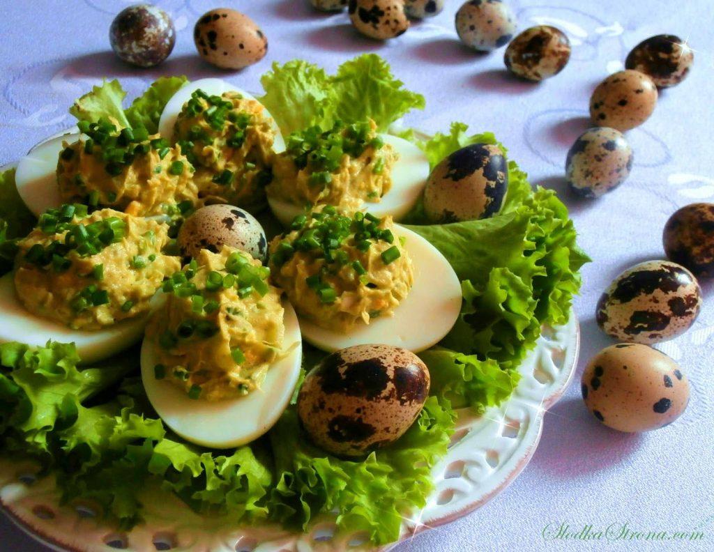 Jajka faszerowane pastą zawokado 3