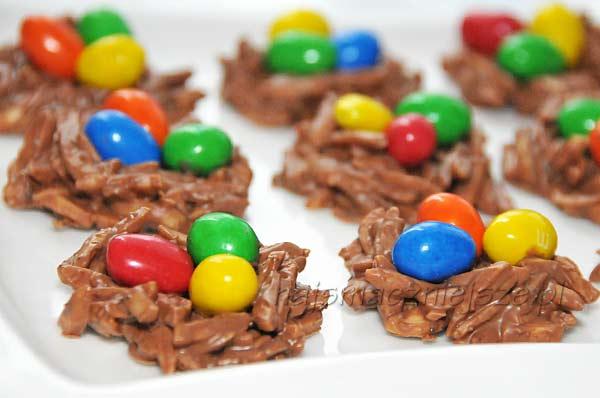 czekoladowe-gniazdka-wielkanocne